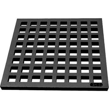Ductile cast iron grid cover
