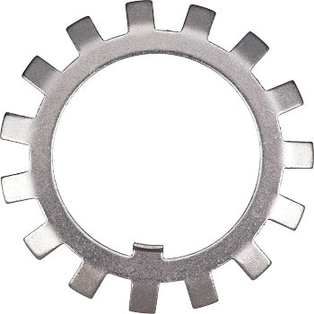 Washer for rolling bearing (stainless steel)