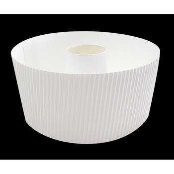 SC835 Small chiffon cup (plain white)