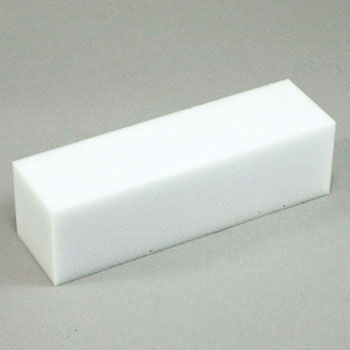 Dedicated eraser replacement sponge