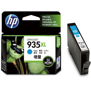 HP 935XL ink cartridge