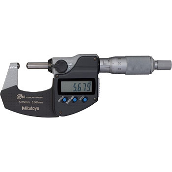 Exclusive use Digimatic Micrometer BMD