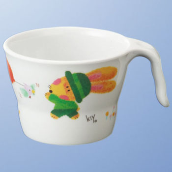 Suite Rabbit Uni mug cup Small