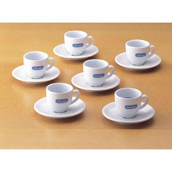 Espresso Coffee Set Delonghi And Saucer De'longhi Cups Cup Tonyana YbeWDIEH29