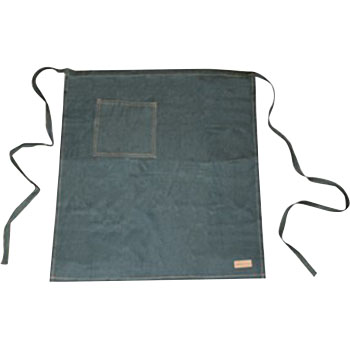 WORKS HOMME denim apron waist under