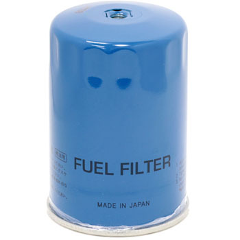 Construction machinery for the fuel filter