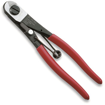 Wire rope cutter
