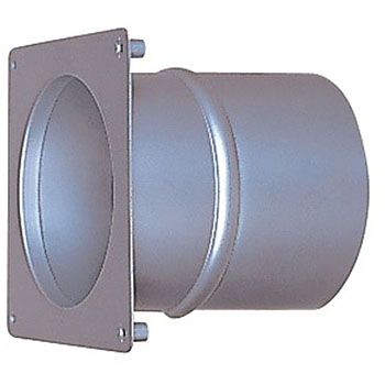 For range hood fan system members only / pipe sleeve (steel plate)