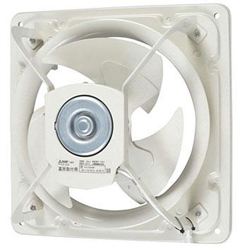 High static pressure type industrial ventilation fan