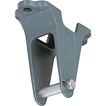 Ductile-made support bracket