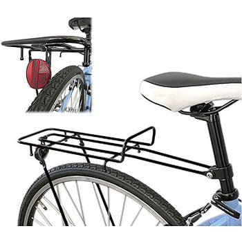 Sports Bike Rear Carrier