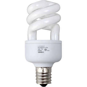 fluorescent light bulbs ekodenkyuu spiral shaped e17 ohm electric d