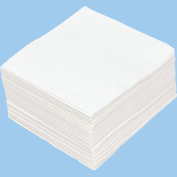 Moral paper waste (three layered 100% pulp white)