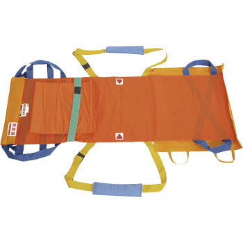 Belka one-touch rescue stretcher