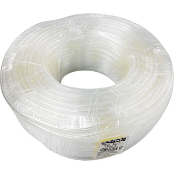 Clear plastic hose