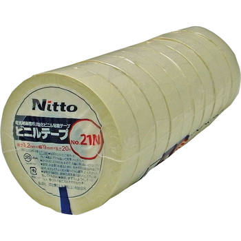 Electrical Insulation Vinyl Tape No.21N