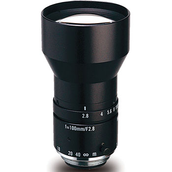 2/3 inch fixed focus lens