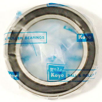 Single row deep groove ball bearing Double sided contact seal attached 6900 series