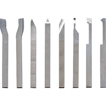 High-speed steel solid
