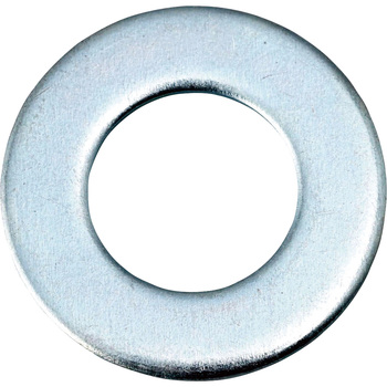 Flat Washer, Uni Chromium