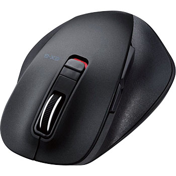 BlueLED mouse grip extreme M size Bluetooth 5 button