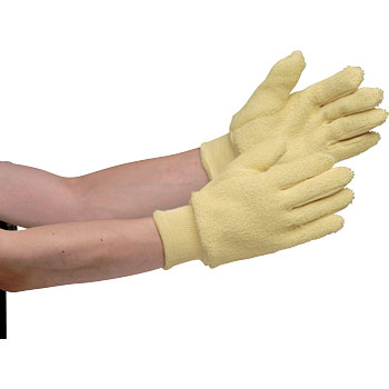 Cutting-resistant glove MK-250 (pile knitted sewing type)