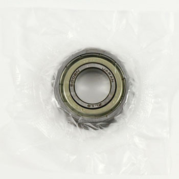 Deep Groove Ball Bearing No. 6000 ZZ C3 With Retaining Ring