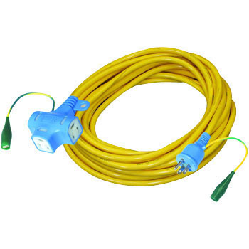 Lock Extension Cord Cross