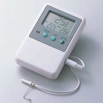Maximum Minimum Thermometer, Alarm