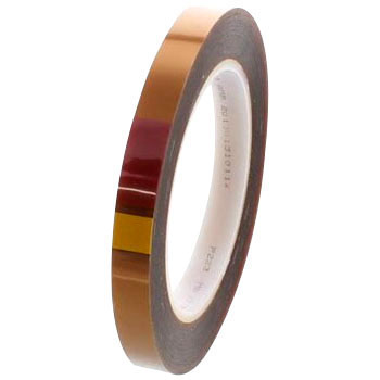 Both Side Kapton Electrical Insulating Tape, Thermal Class 180 deg C H Type