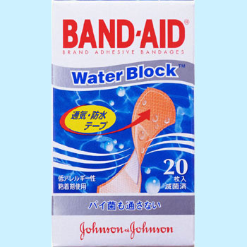 Band Aid Water Block