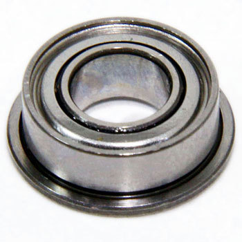 Miniature Bearings Zz Type Flange Mf