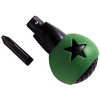 2 Way Stubby Driver With Cushion Grip