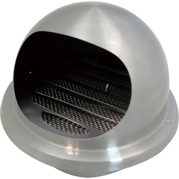 Stainless Steel Round W/Hood Vents