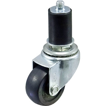 Rubber Tightening Swivel Rubber Caster