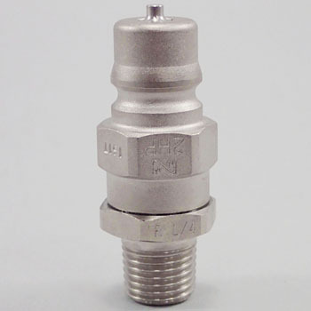 HSP coupler plug (internal thread Mounting / tapered thread)