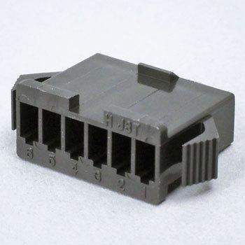 Connectors for Relay Contacts, Sm Series Plug Housing