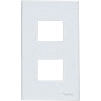 Cosmo Series Squareuare Outlet Plate