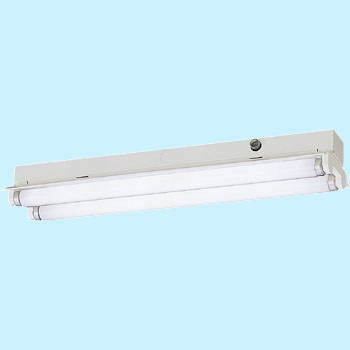 Fluorescent lamp Refractory appliance FL20 type x 2 light Glow type