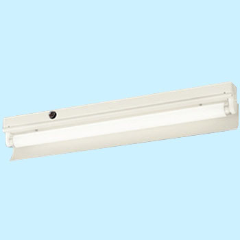Ceiling Fluorescent Lamp Base, Shade, FL20 Type x1 Glow Type