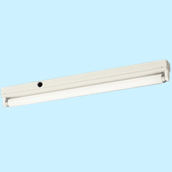Ceiling Fluorescent Lamp Base, No Shade, FL30 Type x1 Glow Type