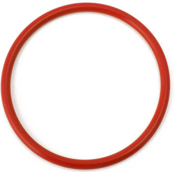 O-Rings G Series Red Silicon