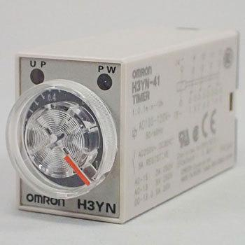 Solid-State Timer H3Yn-4 And H3Yn-41