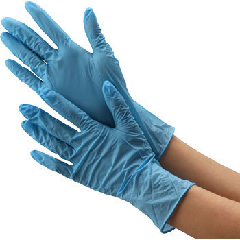 Ultra Thin Nitrile Rubber Gloves, Powder Free