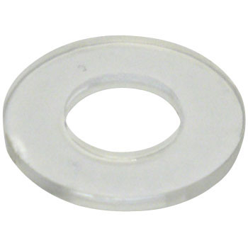 Round Washers, Polycarbonate