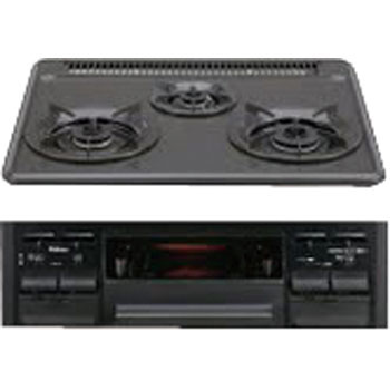 Built-in gas stove standard