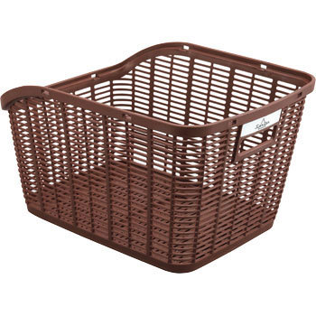 Behind Fixed Type Plastic Basket