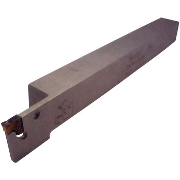 Integral holder for cutting and grooving