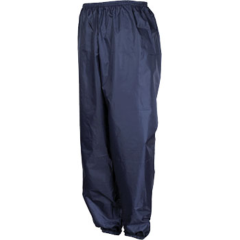 2214 Polyester Pants, with Rubber Edge