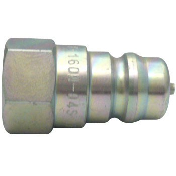 High Pressure S Coupling, Male Half